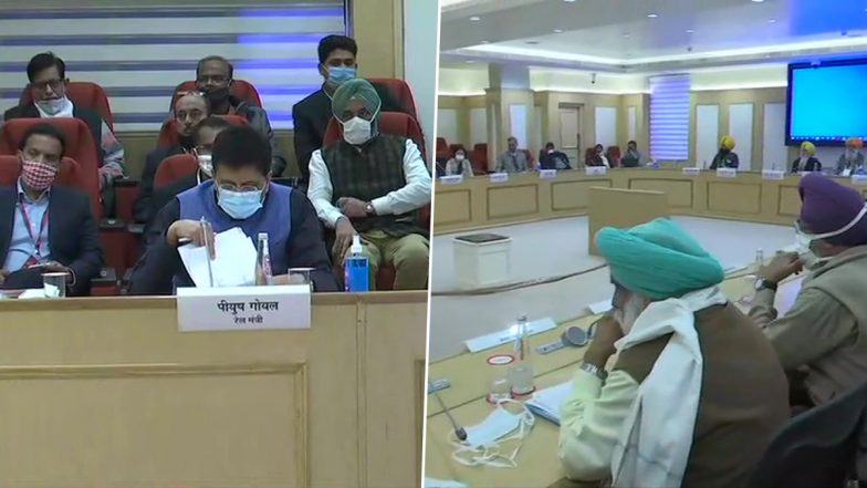 Farmers' Protest: Farm Unions Meeting With Centre Remains Inconclusive, Next Round of Talks on December 3