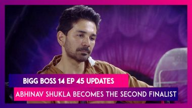 Bigg Boss 14 Episode 45 Updates | Dec 03 2020: Abhinav Shukla Becomes The Second Finalist