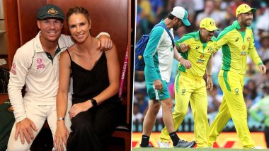 David Warner's Wife, Candice, Jokingly Says, 'Sorry, Australia!' Suggests 'Marathon Sex' Might Be Reason Behind Cricketer's Groin Injury