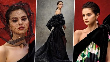 Selena Gomez Looks Breathtakingly Beautiful in her New Pictures from Vogue Mexico Photoshoot
