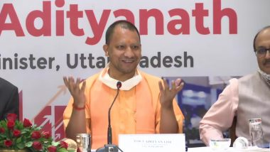 CM Yogi Adityanath Promises World-Class Film City in Uttar Pradesh, Opens Doors for Investment