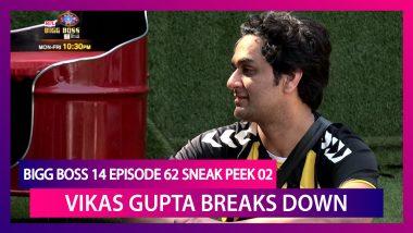 Bigg Boss 14 Episode 62 Sneak Peek 02 | Dec 28 2020: Vikas Gupta To Make A Revelation From Past