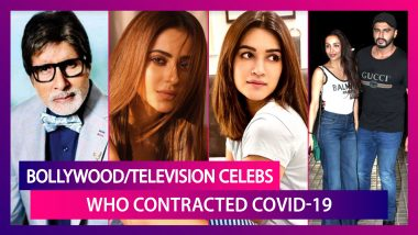 Rakul Preet Singh Tests Negative For COVID-19; Other Bollywood & Television Stars Who Contracted Coronavirus