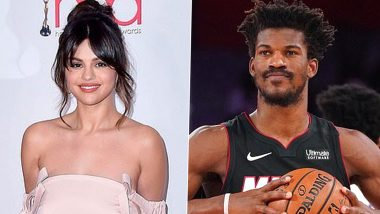 Selena Gomez Is Dating Miami Heat Star Jimmy Butler?