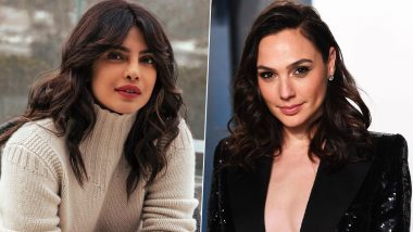 Priyanka Chopra Excited to See Gal Gadot in Wonder Woman 1984, Calls the Actress a 'Phenomenon'