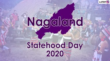 Nagaland Statehood Day 2020 Wishes & HD Images: WhatsApp Stickers, Facebook Messages, Photos of Nagaland and Greetings to Celebrate the 58th State Formation Day