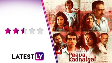 Paava Kadhaigal Movie Review: Kalidas Jayaram and Sai Pallavi's Segments Stand Out in This Netflix Anthology That Is Hard-Hitting But Not As Impactful (LatestLY Exclusive)