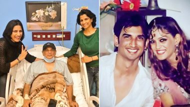 KK Singh Health Update: Sushant Singh Rajput's Sister Shweta Singh Kirti Shares That Their Father's Operation Was Successful