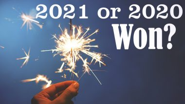 2021 or 2020 Won? Netizens Are Having a 'Mind = Blown' Moment on The Sound  of The Oncoming New Year (Check Punny Tweets)   👍 LatestLY