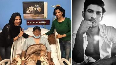 Sushant Singh Rajput's Father KK Singh Hospitalised Due To Heart Issue, Netizens Pray For His Speedy Recovery
