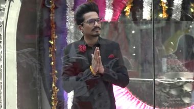 Bigg Boss 14: Haarsh Limbachiyaa Refers To His NCB Arrest, Says 'Aajkal Mere Ghar Par Bhi Log Subah Subah Aa Jaate Hain'
