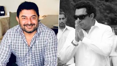 Thalaivi Makers Share Arvind Swami's New Look As Puratchi Thalaivar MGR And You'd Be Amazed By The Uncanny Resemblance (View Pics)
