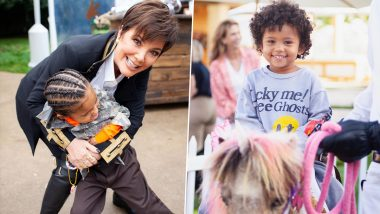 Kris Jenner Wishes Grandson Saint on 5th Birthday by Sharing His Super Adorable Photos