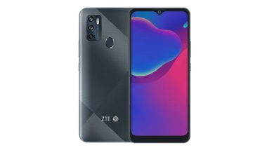 ZTE Blade V2021 5G With MediaTek Dimensity 720 SoC Launched