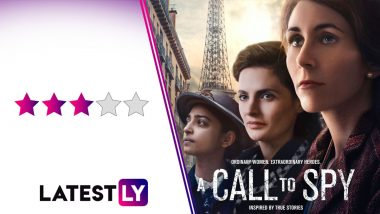 A Call to Spy Movie Review: Women Power Rule in Radhika Apte's WWII Spy Drama (LatestLY Exclusive)