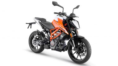 2021 KTM 125 Duke Motorcycle Launched in India at Rs 1.50 Lakh; Prices, Features & Specifications