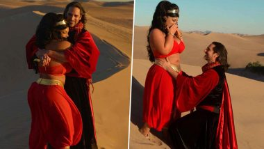 Trisha Paytas, Controversial YouTuber and OnlyFans Star Is Engaged to Israeli Artist Moses Hacmon After Her Instagram Account Was Disabled (View Pics)