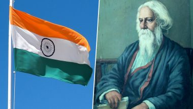 'Jana Gana Mana', National Anthem of India Was First Sung on December 27, 1911! Six Facts About the Rabindranath Tagore Creation You Should Know Of (Watch Video)