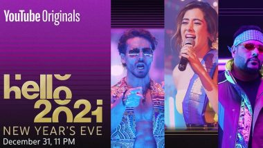 Google to Host 'Hello 2021 India' Virtual New Year's Eve Party on YouTube Today With Badshah, Aastha Gill, Akasa & More