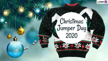 Christmas Jumper Day 2020 in UK: From Wearing Super Cosy Xmas Jumpers to Doing Charity, Here's How You Can Celebrate the Day During Holiday Season