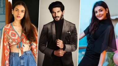 Hey Sinamika: It's A Wrap For Dulquer Salmaan, Aditi Rao Hydari And Kajal Aggarwal Starrer! (View Pics)