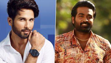 Vijay Sethupathi To Make His Digital Debut With Shahid Kapoor For Raj & DK's Web Series?