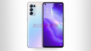 Oppo Reno5 & Reno5 Pro Listed on JD.com, Likely to Be Launched on December 10, 2020