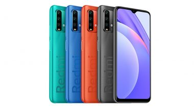 Redmi 9 Power Likely to Be Launched in India on December 15, 2020: Report