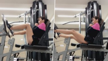 Kriti Kharbanda Shares Workout Video from the Gym; Actress Opens Up About Her Battle with Malaria