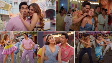 Coolie No 1 Song Mirchi Lagi Toh: Sara Ali Khan and Varun Dhawan's Dance Number Is Cool but Lacks That Dinchaak Vibe (Watch Video)