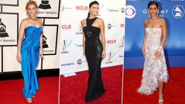 Happy Birthday Nelly Furtado: 5 Times the Singer Nailed the Red Carpet Look (View Pics)