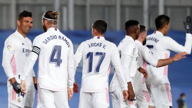 Real Madrid vs Celta Vigo, La Liga 2020–21, Free Live Streaming Online & Match in Indian Time: How to Get Live Telecast on TV & Football Score Updates in IST?