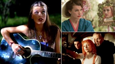 Milla Jovovich Birthday: Dazed and Confused, Paradise Hills, the Fifth Element – 5 Must Watch Movies Starring the Birthday Girl