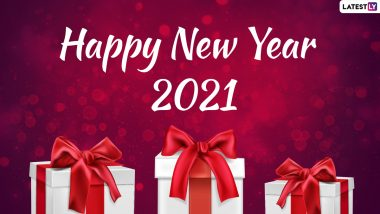 Happy New Year 2021 Greetings For First Day of The Year: WhatsApp Messages, HNY Greetings, Photos, HD Wallpapers, Quotes, Status and Captions to Send on January 1