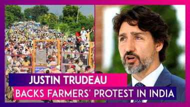 Justin Trudeau Raises 'Concern About Farmers' Protest', India Hits Back At Canadian PM Over His Remarks, Says 'Ill-Informed'