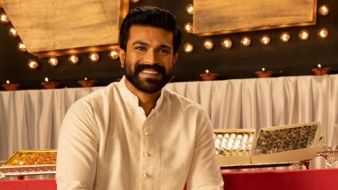 Ram Charan Tests Negative for COVID-19, Actor-Producer Elated To Get Back To Work Very Soon!