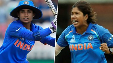 ICC Women's ODI Team of the Decade: Mithali Raj, Jhulan Goswami Included in Meg Lanning Led XI (See Post)