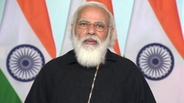 PM Narendra Modi Distributes Land Allotment Certificates to Indigenous People in Assam's Sivasagar
