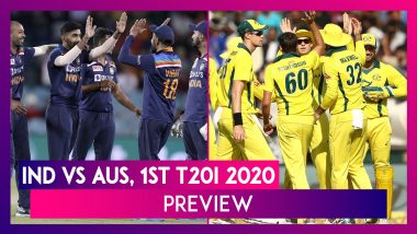 IND vs AUS, 1st T20I 2020 Preview & Playing XIs: Virat Kohli And Co Eye Revenge in Shorter Format