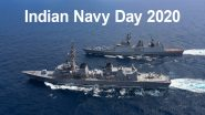 Indian Navy Day 2020: Wishes, WhatsApp Messages, Quotes, SMS, Greetings and Facebook Status for the Day That Honours Country's Naval Forces