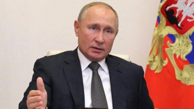 Russian President Vladimir Putin's Visit to Pakistan on the Cards After Gas Pipeline Deal