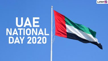 UAE National Day 2020 Date and History: Know Significance of the Observance to Mark 48th Anniversary of the Federal Unification of 7 Emirates