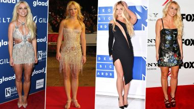 Britney Spears Birthday: The OG Poster Girl of Bold Fashion, She Had and Will Always Have Our Heart (View Pics)