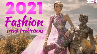 2021 Fashion Trend Predictions: From Metallics to Zip-up Hoodies, Coming Year Is Basically the 80s Back with a Twist! Here's How