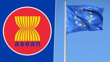 European Union and ASEAN Enter Into Strategic Partnership