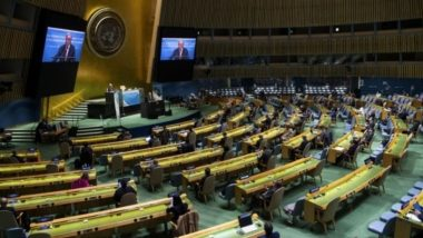 UN Special Session Stresses Equity in COVID-19 Vaccine Distribution