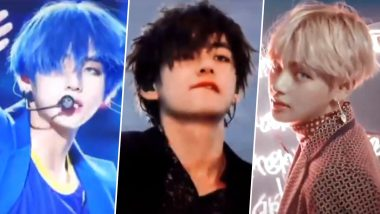 Happy V-Day! To Celebrate BTS' Kim Taehyung's Birthday, ARMY Flood Twitter With Wishes, 'We Purple You' Messages, Pics and Videos of the K-Pop Singer