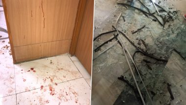 Raghav Chadha Claims 'BJP Goons' Attacked Delhi Jal Board Office;  AAP Alleges Party's Delhi Chief Adesh Gupta Led the Mob