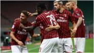Cagliari vs AC Milan Live Streaming Online & Match Time in IST: How To Get Free Live Telecast of Serie A 2020–21 on TV & Football Score Updates in India?