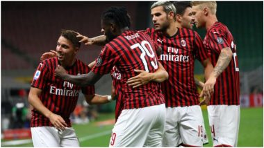 How to Watch AS Roma vs AC Milan, Serie A 2020-21 Live Streaming Online in India? Get Free Live Telecast of ROM vs MIL Football Game Score Updates on TV